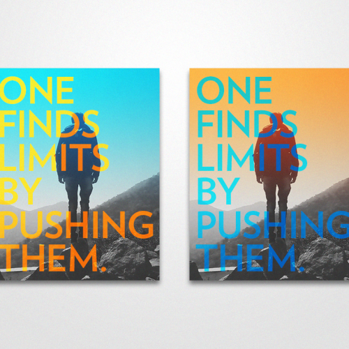 Pushing Limits Poster