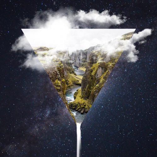 Space Triangle Album Cover
