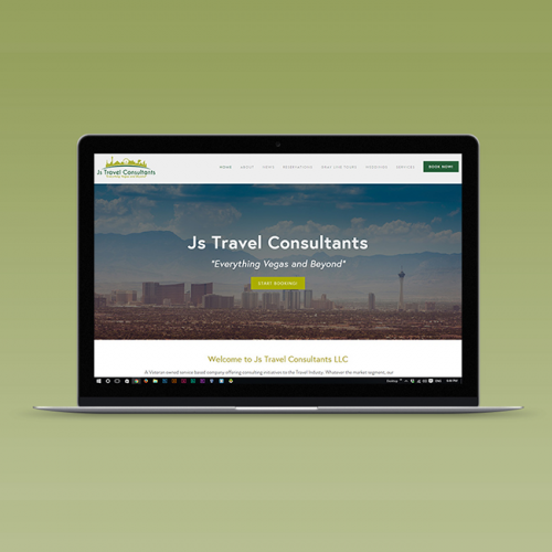 Js Travel Consultants Web