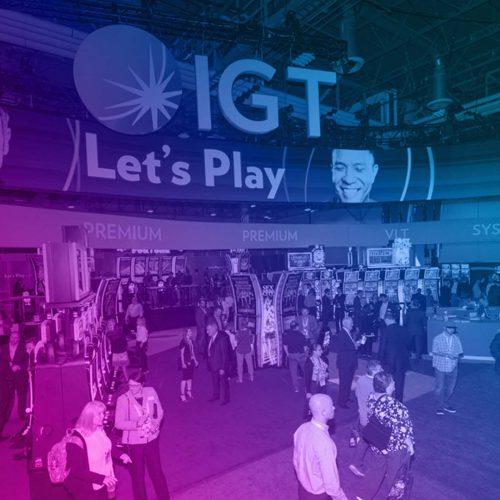 IGT Tradeshow Graphics