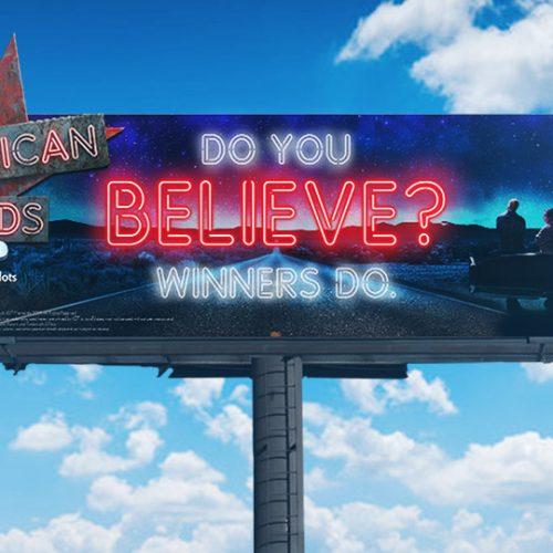 American Gods Billboard