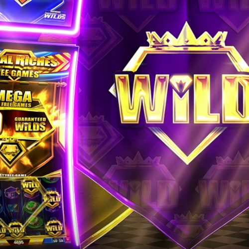 Regal Riches Progressive Wilds
