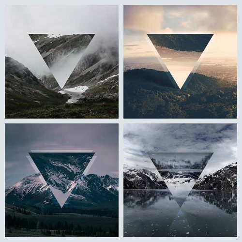 Edge of the Universe – Moving Mountains – Album Cover